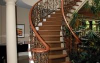 Staircase, Estate Iron Work