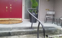 Special Request Organic handrail