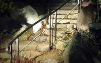 Handrail with lighting 2