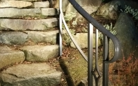 Handrail with lighting